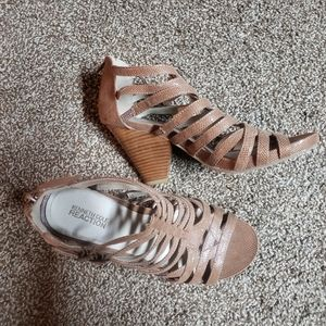 Kenneth Cole Reaction Strappy Heels